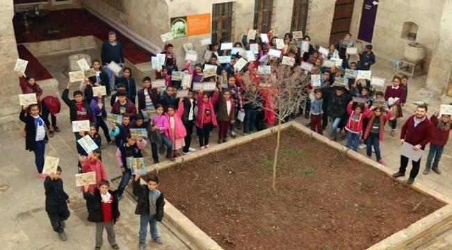 Urfa'da Lise Öğrencilerine Yönelik Tarih Turu-Videolu Haber