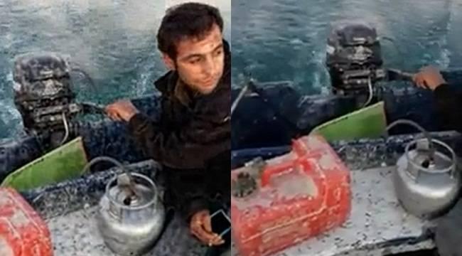 Urfa'da LPG ile Çalışan Deniz Motoru Yaptılar- Videolu Haber