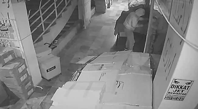 Urfa'da Pasajda Hırsızlık- Videolu Haber