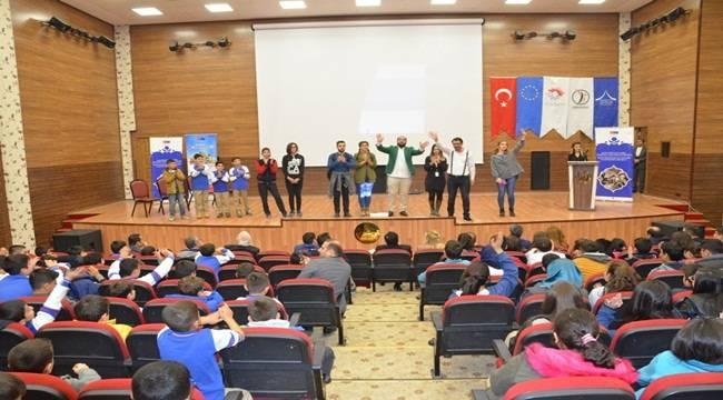 Urfa'da Turizmde Farkındalığı Arttırma programı