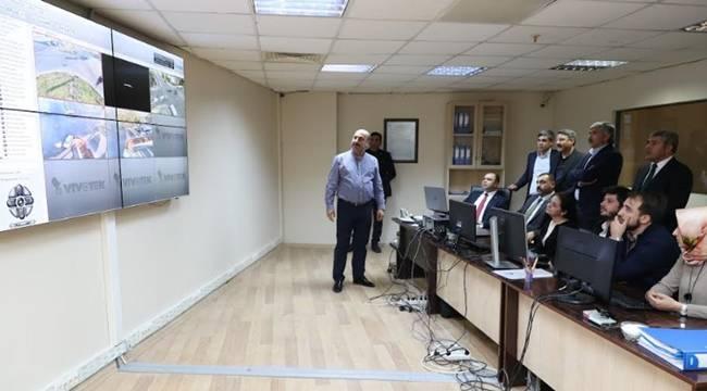 Urfa'nın Trafik Akışı Akıllı Kavşaklarla Sağlanıyor-Videolu Haber