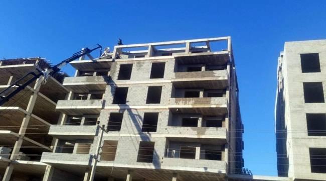 Viranşehir'de Aykırı Yapıya İzin Verilmedi