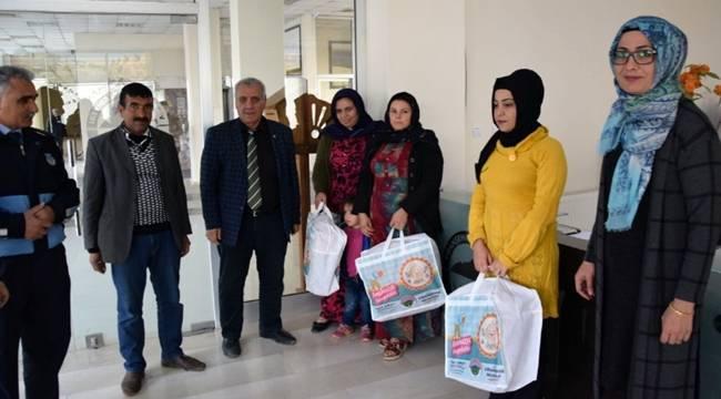 Viranşehir'de Hoş Geldin Bebek Projesi Başladı