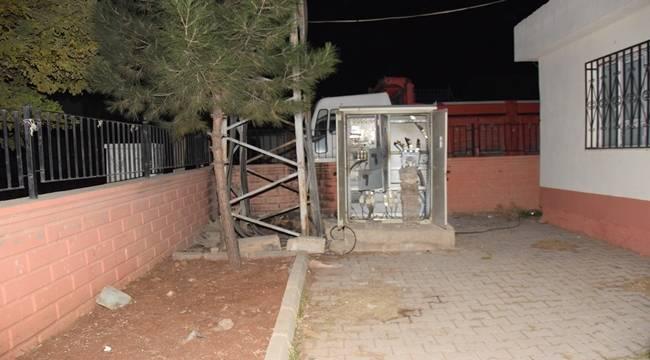 Viranşehir'de Sürekli Atan Şaltere Parkeli Çözüm