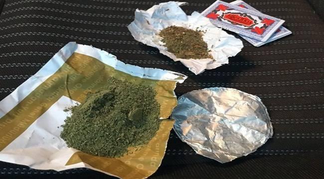 Viranşehir'de Uyuşturucu Operasyonu, 5 Gözaltı