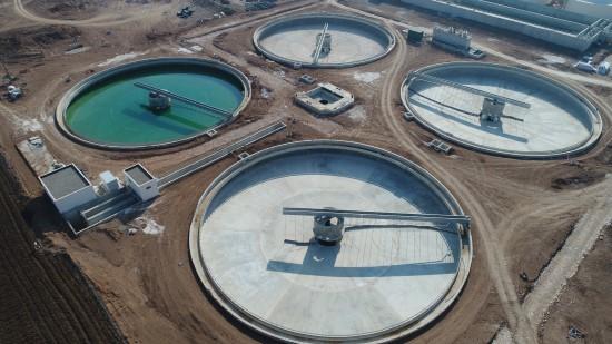 140 milyon liralık yatırımla atık sular enerjiye dönüşecek