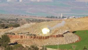 Afrin'e Zeytin Dalı Operasyonu Başladı