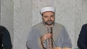 Afrin operasyonu için Şanlıurfa'da Fetih Suresi Okundu