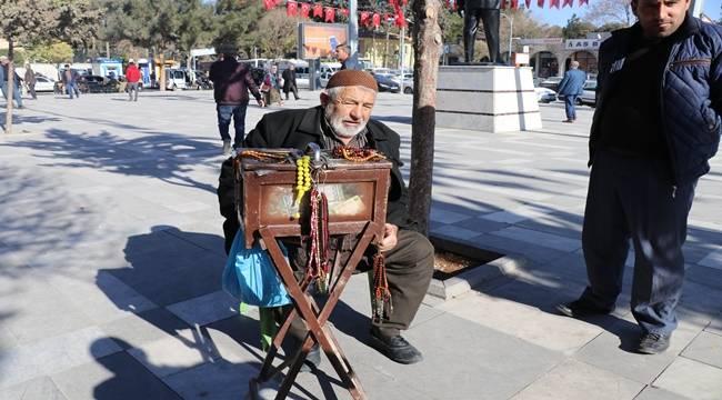 Askerlik yapmak için geldiği Şanlıurfa'da 50'nci yılını doldurdu