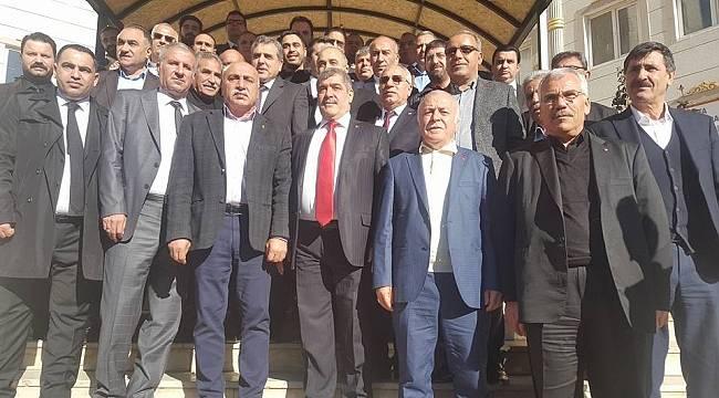 Bakan Fakıbaba'dan ŞESOB'a ziyaret