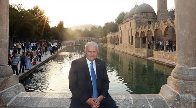 Başbakan Yıldırım 2017'de Şanlıurfa'yı İki Defa Ziyaret Etti