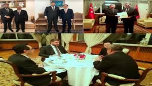 Büyükelçi Önen, Şanlıurfa'yı Unutmuyor