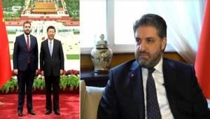 Büyükelçi Önen, Türkiye'nin Çin'deki varlığını artırmayı hedefliyor