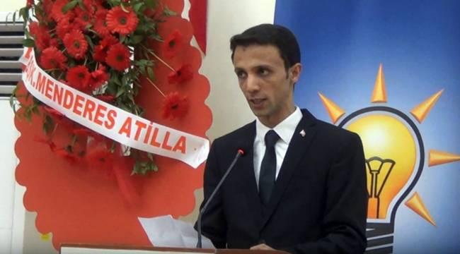 Ceylanpınar'da Ak Parti Gençlik Kolları Başkanı Seçildi-Videolu Haber