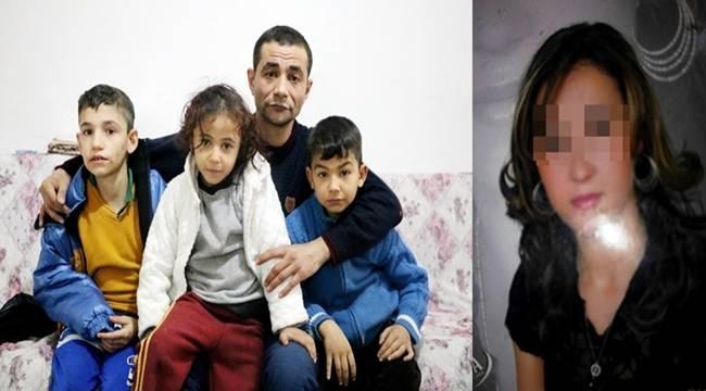 Çocukları İle Urfa'ya Geldi,Evine Döndüğünde Şok Yaşadı