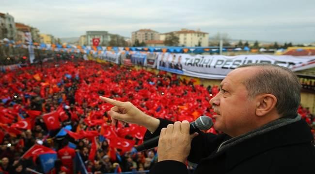 Cumhurbaşkanı Erdoğan'dan Taşerona Kadro Tepkisi