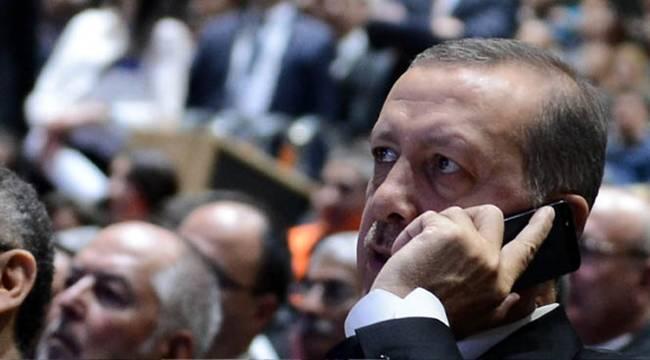 Cumhurbaşkanı Erdoğan Şanlıurfa Valisini Aradı