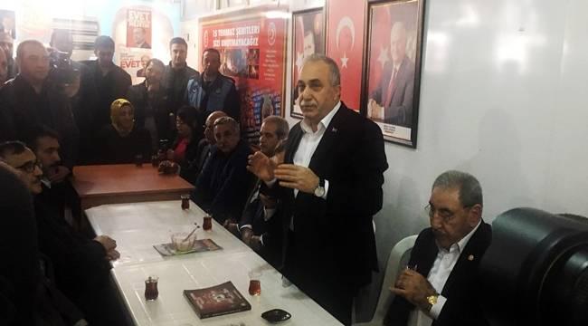 Büyükşehir Belediye Başkanlığı için Adı Geçen Fakıbaba Net Konuştu