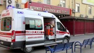 Gaziantep-Şanlıurfa Yolunda Kaza, 1 Ölü 6 Yaralı