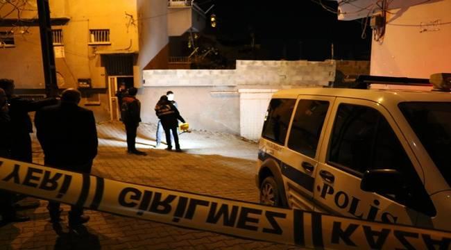 Gaziantep'te polise ateş açıldı
