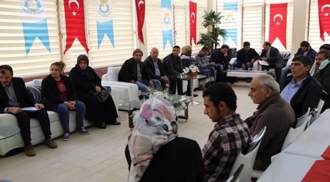 Haliliye'de 2018 Yılının İlk Halk Günü Toplantısı Yapılacak
