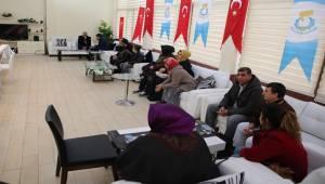 Haliliye'de 2018 Yılının İlk Halk Günü Toplantısı Yapıldı- Videolu Haber