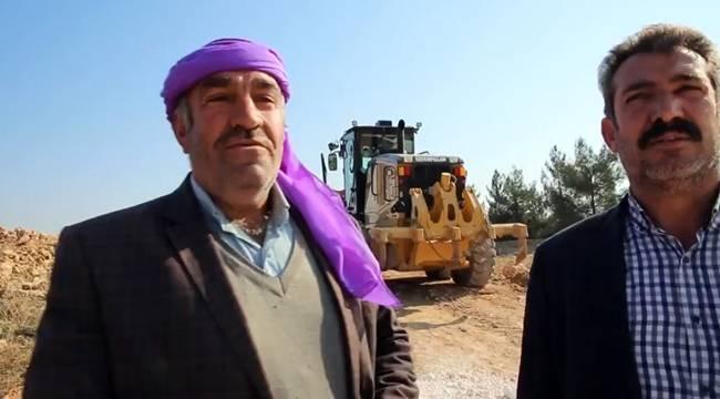 Haliliye'de 5 Mahallede Yol Çalışması-Videolu Haber