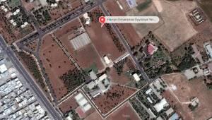 Harran Üniversitesinden Eyyübiye Kampüsü Açıklaması