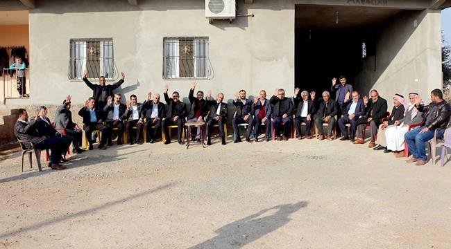 HDP'den AK Partiye Katılım