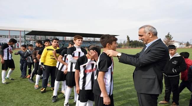 Hilvan'da Okul Müsabakaları Ödülleri Sahiplerini Buldu