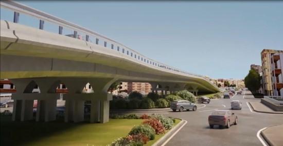 Karakoyun Köprülü Kavşak Projesi için çalışmalar başladı
