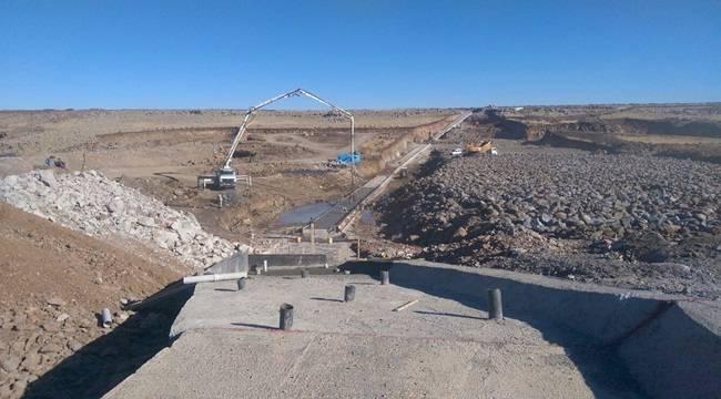 Şanlıurfa'da 1 Bin 710 Dekar Alan Daha Suya Kavuşacak