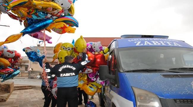 Şanlıurfa'da Balon İmalatçıları Mercek Altına Alındı-Videolu Haber