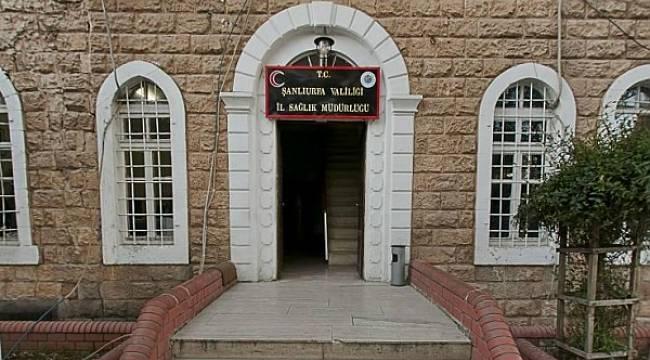Şanlıurfa'da Başhekimler Değişti