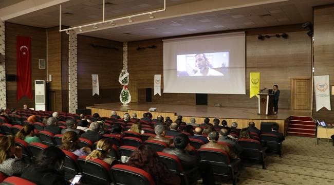 Şanlıurfa'da çölyak hastalığının belirtileri konferansı-Videolu Haber
