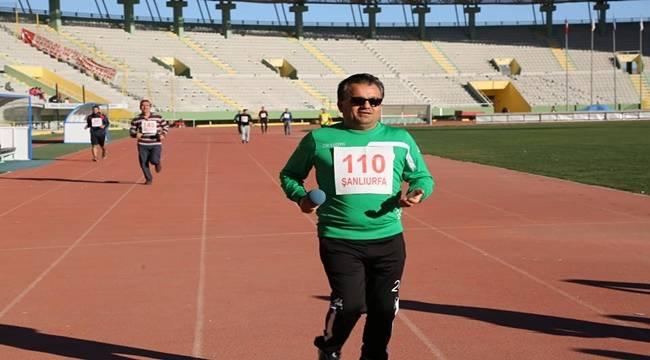 Şanlıurfa'da en hızlı muhabirler koştu