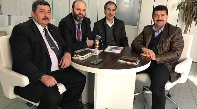 Şanlıurfa'da Görev Yapan Gazeteciler Mevlid-i Şerif Okutacak