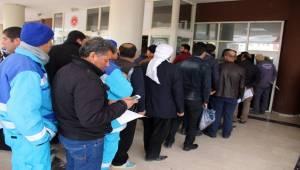 Şanlıurfa'da Taşeronların Kadro Heyecanı Başladı