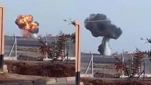 Şanlıurfa Sınırında Türk Tankı, Teröristleri Vurdu