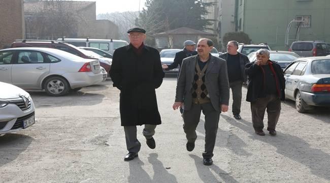 Şanlıurfalı Esnaf'tan Odunpazarı Belediye Başkanına Övgü