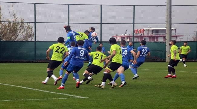 Şanlıurfaspor 3 Hazırlık Maçınıda Kazanamadı