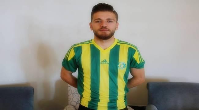 Şanlıurfaspor Genç Oyuncuyu Kadrosuna Kattı