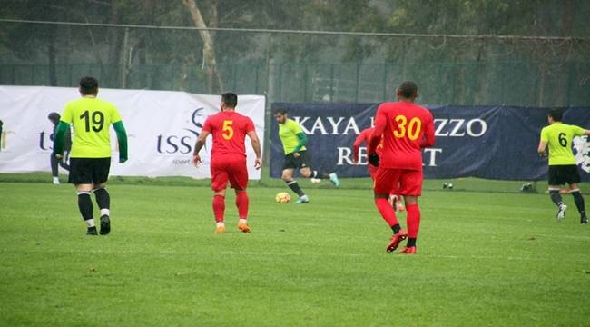 Şanlıurfaspor, Kayserispor ile Yenişemedi