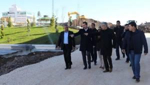 Seyrantepe Kompleksi Açılışa Hazırlanıyor-Videolu Haber