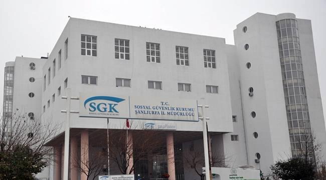Urfa Dahil 51 İlde SGK Teşviği 1 Yıl Uzatıldı