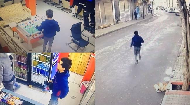 Siverek'te Oyun Konsolu Hırsızlığı