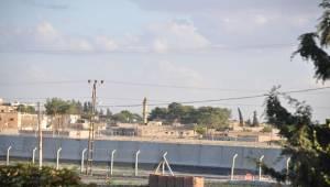 Suriye'nin Şanlıurfa sınırında sessizlik hakim
