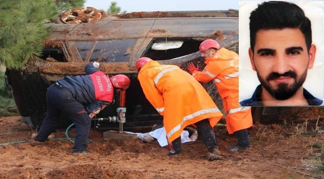 Urfa'da Feci Kaza, 1 Ölü 4 Yaralı