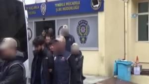 4 DEAŞ'lı Terörist Yakalandı