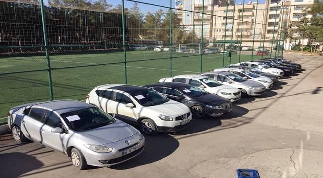 Urfa'da lüks otomobil dolandırıcılığı polisi bile şaşırttı